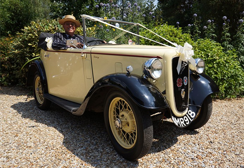 New Forest Classic Car Tour
