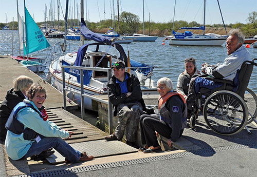 Sailability New Forest