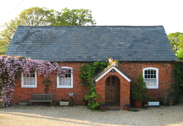 child friendly bed and breakfast in Sway