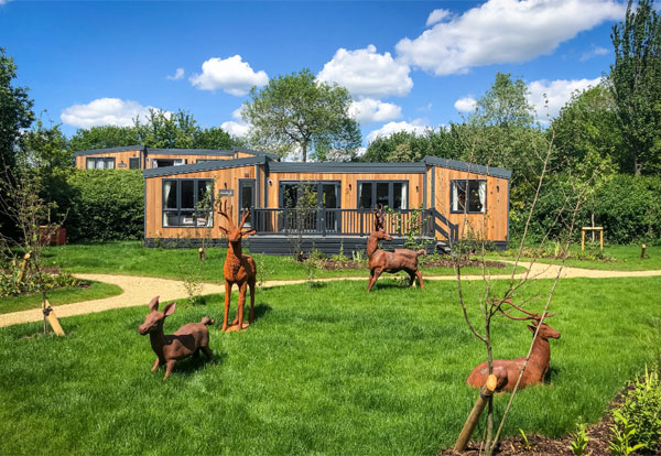 Child friendly Holiday Village in Fordingbridge