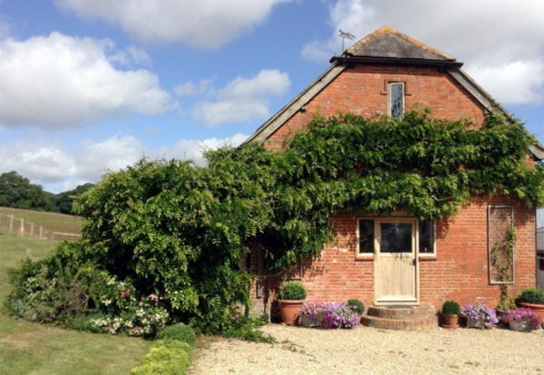 Romantic holiday cottage in the New Forest