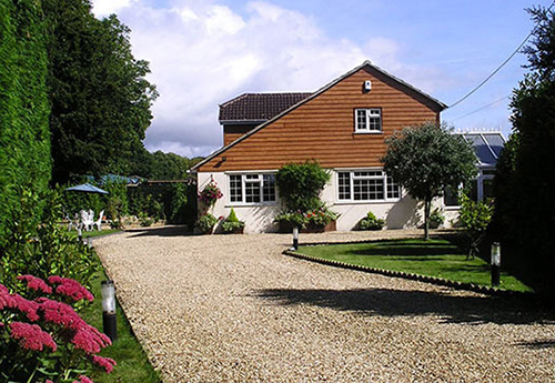 Pine Trees Bed and Breakfast near Lymington