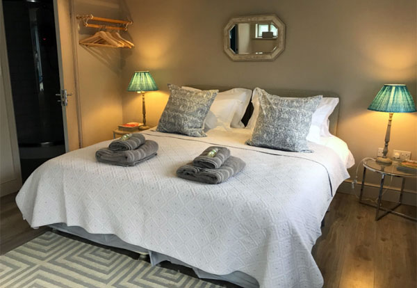 Romantic B&B hideaway in Lymington