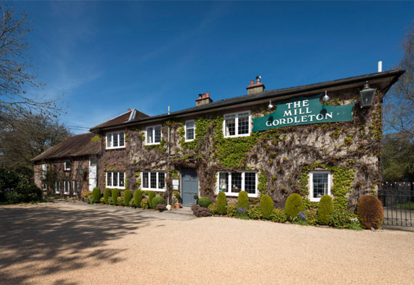 Family friendly hotel in Lymington