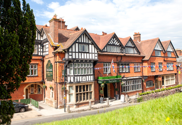 Child friendly hotel in Lyndhurst