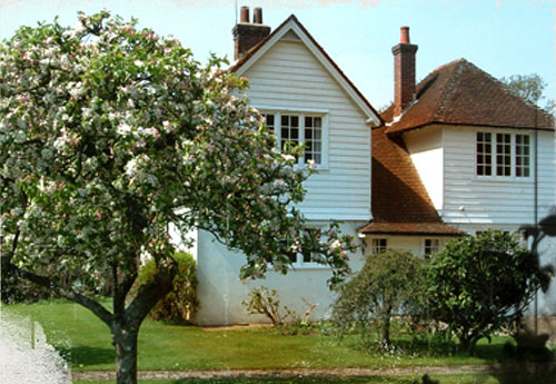Self catering holiday cottage in Burley