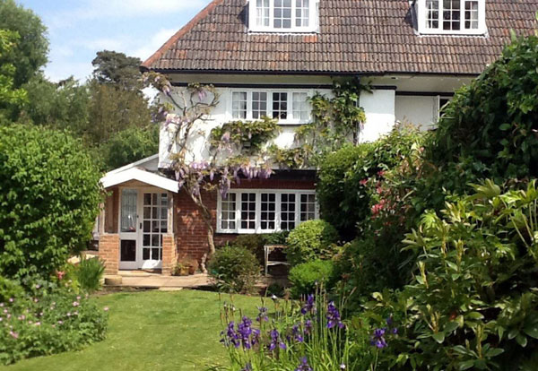 Dog friendly holiday cottage in Burley