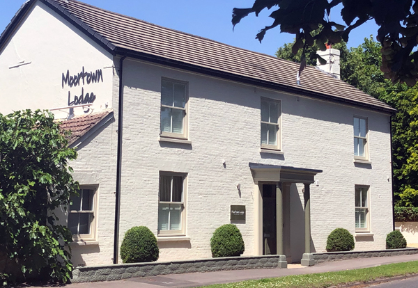 Moortown Lodge boutique B&B in Ringwood