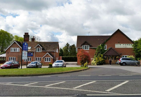 chid friendly Hotel in Landford, near Paultons Park