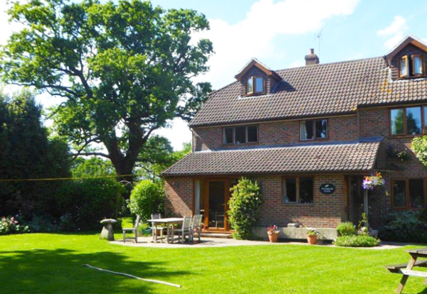 Child friendly New Forest B&B